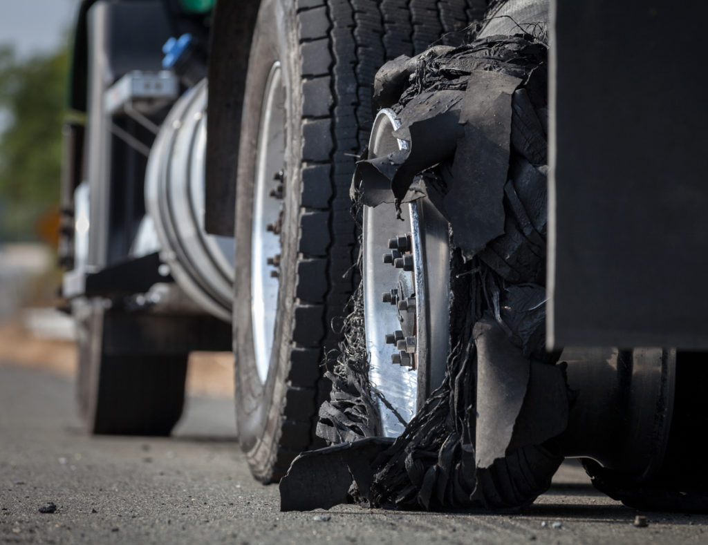 semi truck tire repair in atlanta